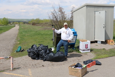 2019 Weaselhead Elbow River Cleanup