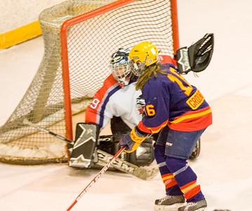 Women's Hockey - Queen's vs. Brock 20060217