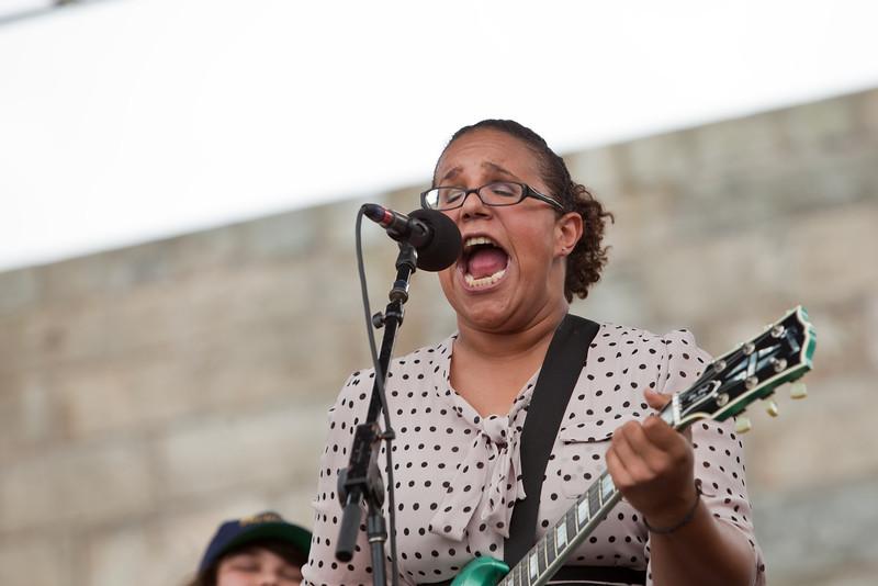 Alabama Shakes - 2012 Newport Folk Festival