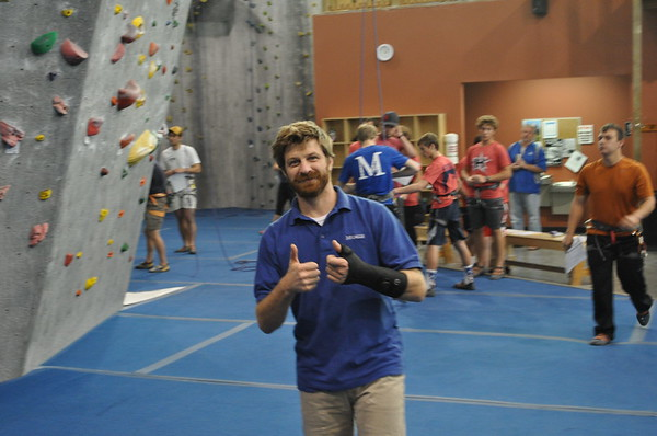Climbing Team 2016-17