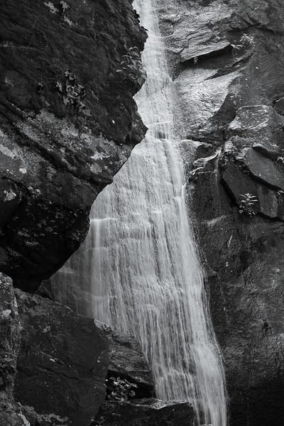 High Shoals Falls, South Mountain State Park, North Carolina