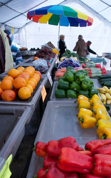 Findlay Market & Rookwood tour