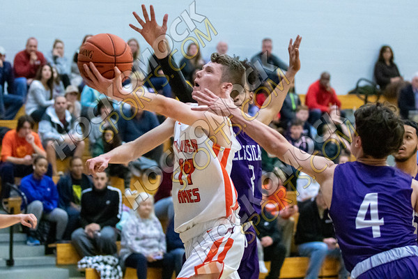 Oliver Ames-Classical (RI) Boys Basketball - 12-27-19