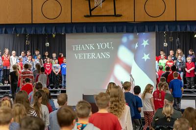 Daisy Brook - 11/9/2018 Veterans Day Recognition Program