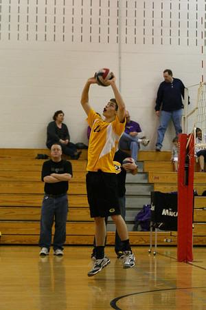 2011 Centerville High School Boys Volleyball
