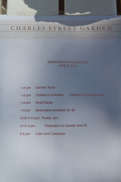 In addition to the Master Gardener talks, there were activities scheduled throughout the afternoon.