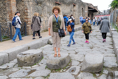 2016-10-11 Day 3 Pompeii & Amalfi Coast