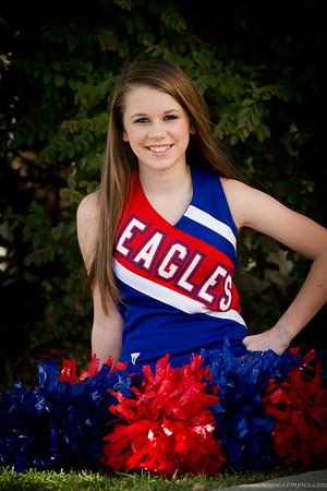 2010 Middle School Cheerleaders