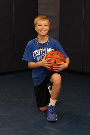 Chestnut Ridge Basketball- Little Lions