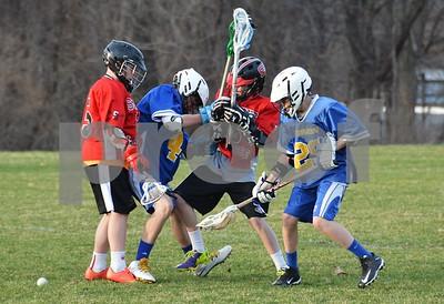 Vernon Senior Boys vs.  Somers 041315