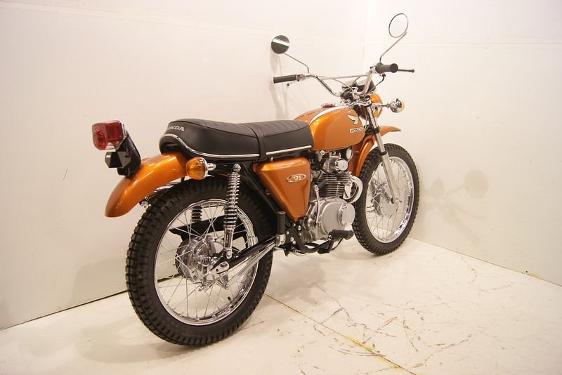 1969 Honda CL175 12-11 002.JPG