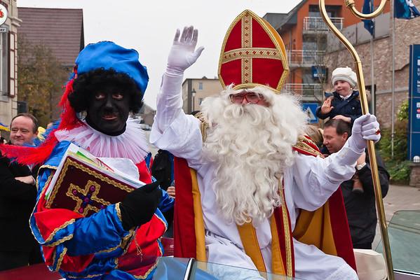 Aankomst St.-Maarten Schellebelle 2011