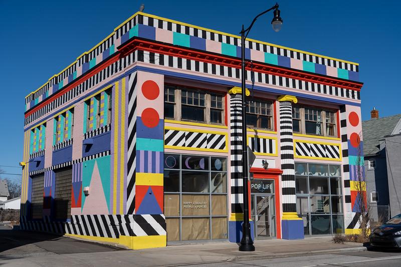 Cleveland Poplife building