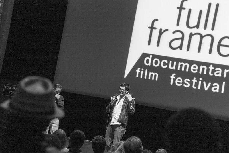 Full Frame Film Festival 2013