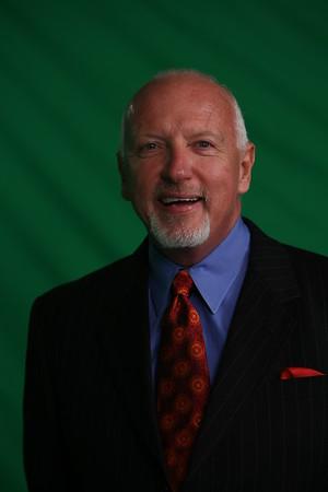 Mark Promo-Green Background