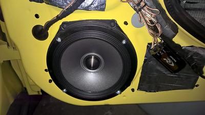 Cooper Speaker Installations