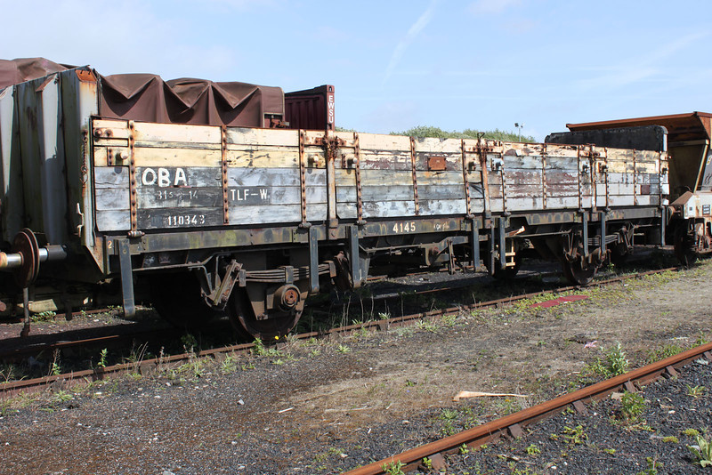 OBA 110343 Margam Engineers Yard 22/05/11