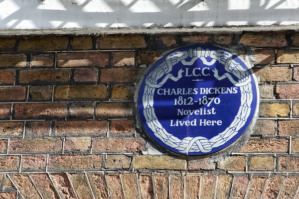 Charles Dickens walk March 2017