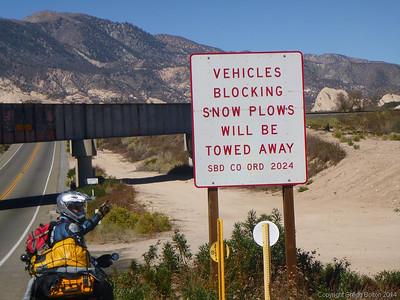 Stupid Road Signs