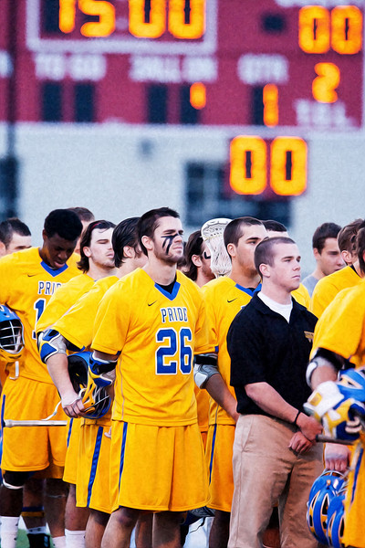 Widener Division III Lacrosse 2012 Post-Season Albright and Eastern