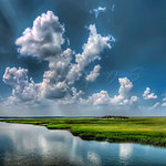 One of my favorite Pano's.   Taken just outside of Beaufort, SC.