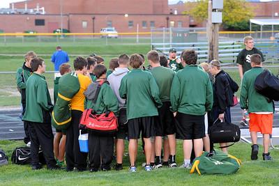 Boys Track @ Bondurant 2012