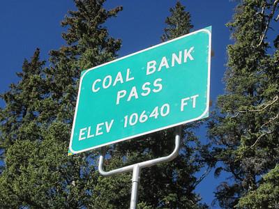 CO- Coal Bank Pass