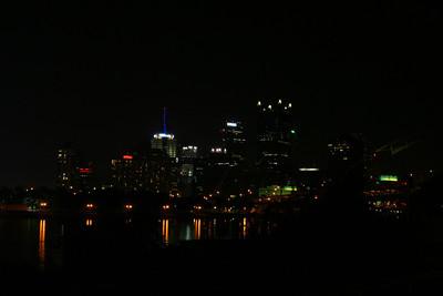 Pittsburgh At Night 20080920