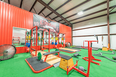 Extreme Gym Remodel May 2019