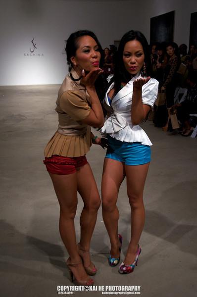 LA Fashion Week 2011: Sachika