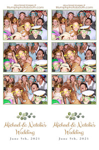 6/5/21 - Michael & Natalie Wedding