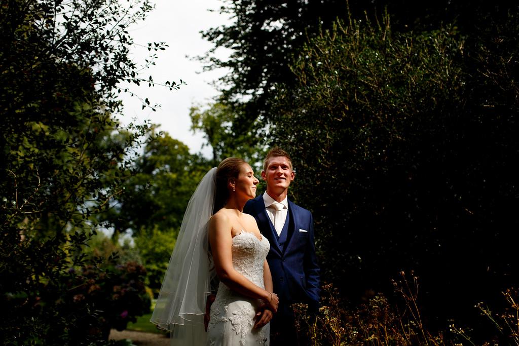 Bruidsfotografie Kasteel Keukenhof