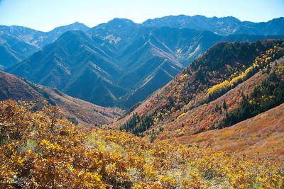 Grandeur Peak Church Fork Fall