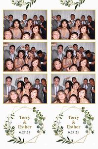 6/27/21 - Terry & Esther Wedding