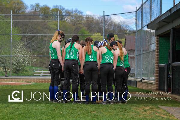 20170425 - Clear Fork Girls JV Softball - Madison
