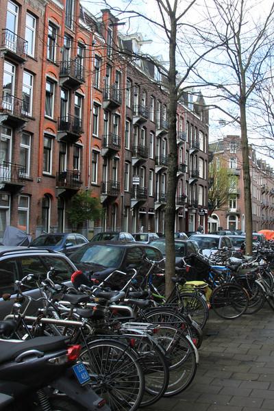Amsterdam and Belgium