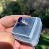 2.08ctw Sapphire and Diamond Ring, GIA No-Heat 19