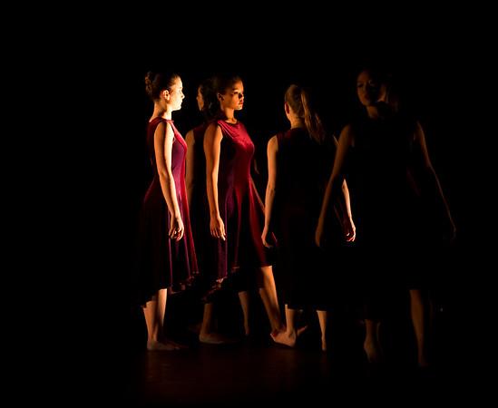 The Dance Ensemble Winter Concert 2016