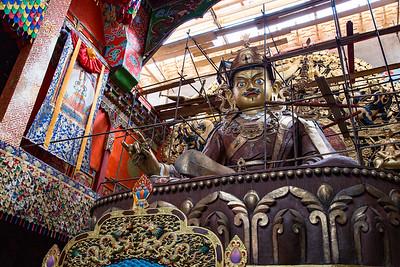 Zhiyun Buddhist Monastary / Temple