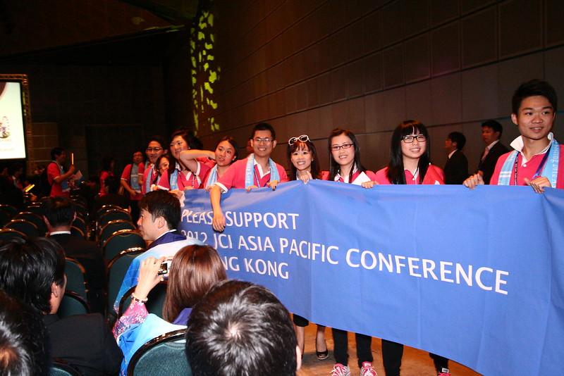 20100603 - 新加坡亞太大會Day1