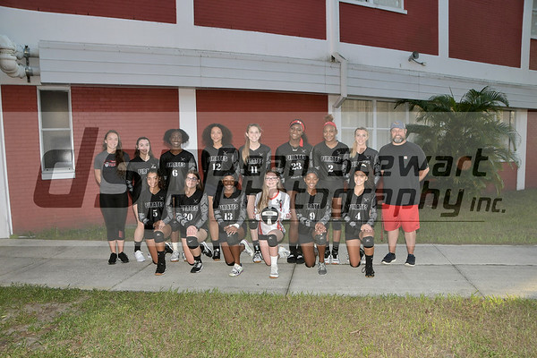 Girls Varsity Volleyball 10.03.19