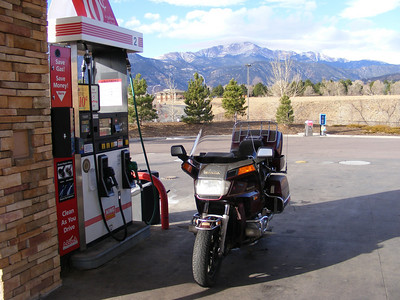 1-22-09 Ride to Salida