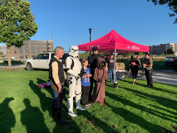 Salem Movies in the Park - Riverfront