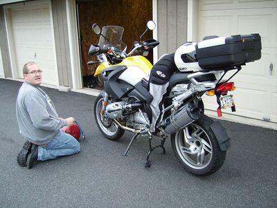 2005-8-24 Tiger Tow Ride