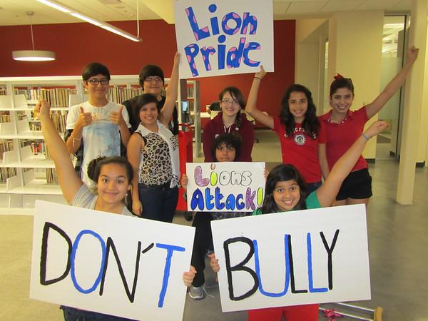 No Bullying (De Leon)