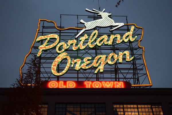 Portland, OR Nov 2018