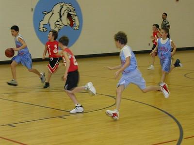 2004 March 6 - Brennan's Basketball Game