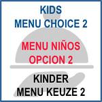 492 Kids menu choice 2