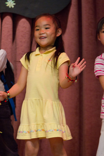 Performance: KB and 1A – 熊貓 (Panda)  Chinese School of Delaware 2011 Commencement Ceremony, 6/5/2011