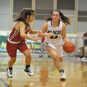 Mid-Pacific vs. Kalani, semi-finals
